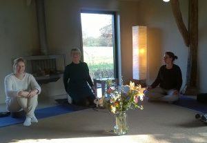 meditatie bij heel imperfect
