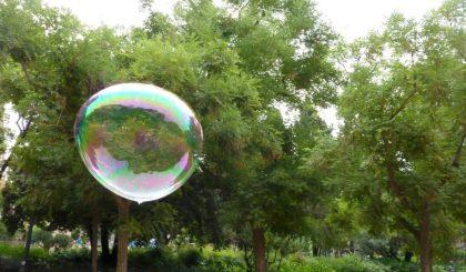 bubbels en leiderschap