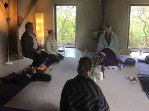 meditatie retraite weekend
